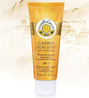 Roger&Gallet Linea Bois D'Orange Tonificante Aromatic Nutriente Mani Unghie 75ml