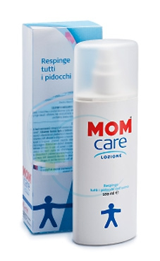 Mom Linea Care Lozione Protettiva Anti-Pediculosi Lunga Durata 100 ml