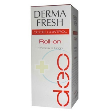 Dermafresh Linea Odor Control Deodorazione Efficace a Lunga Tenuta Roll-on 30 ml