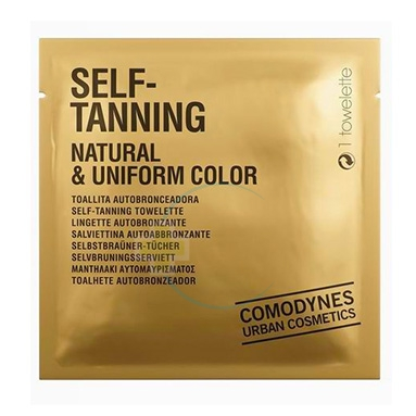 Comodynes Linea Autobbronzante Self-Tanning Natural & Uniform Color 1 Salvietta