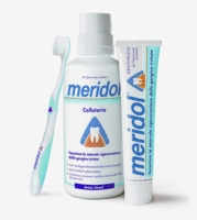 meridol Halitosis Linea Igiene Dentale Quotidiana Colluttorio Alito Fresco 400ml