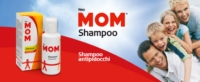 Mom Linea Shampoo Schiuma Anti Parassitario Anti Pediculosi 150 ml